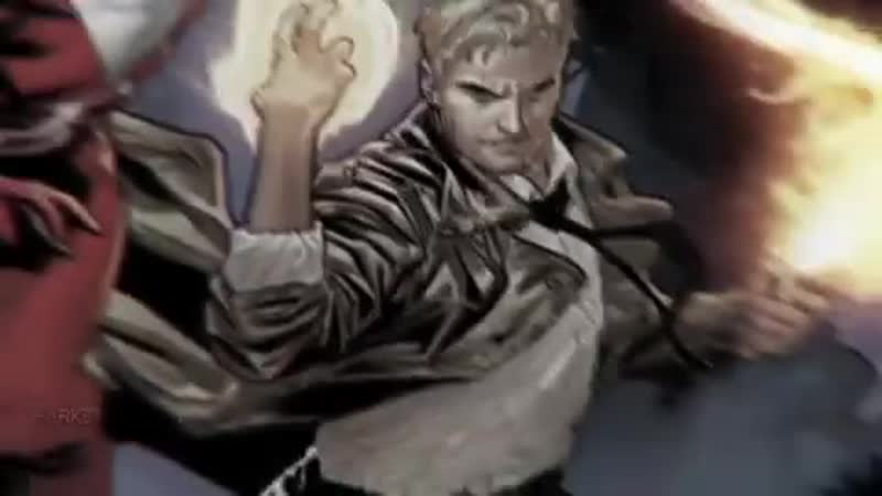 John Constantine Moon Knight The Flash Green Lantern