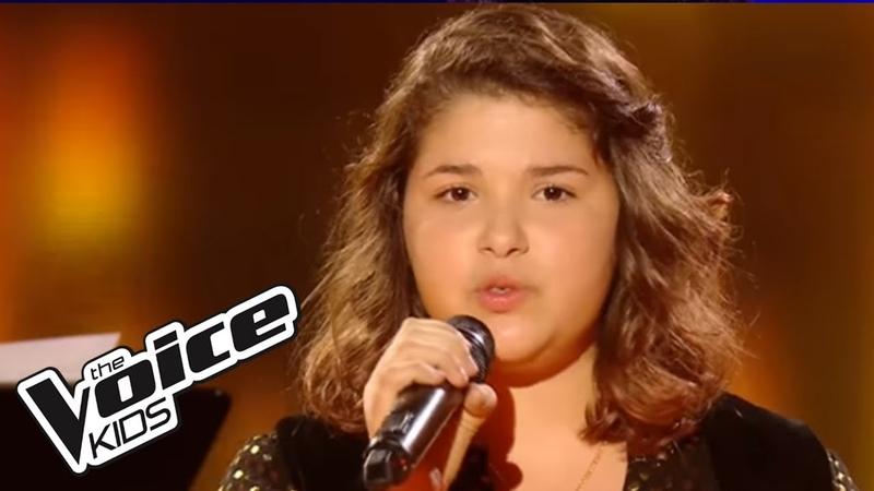 Qui a le droit - Patrick Bruel | Coline | The Voice Kids France 2015 | Finale