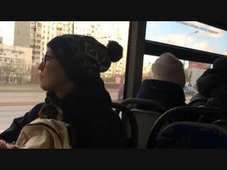 Наземным транспортом от Ховрино до Алма-Атинской. Разрушители легенд. # 13