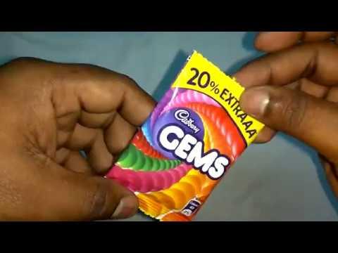 Cadbury gems review