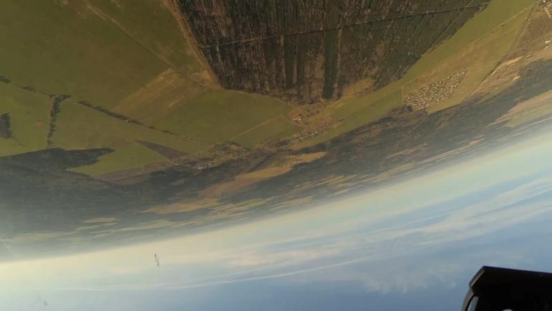 Полет на высший пилотаж 06.05.18