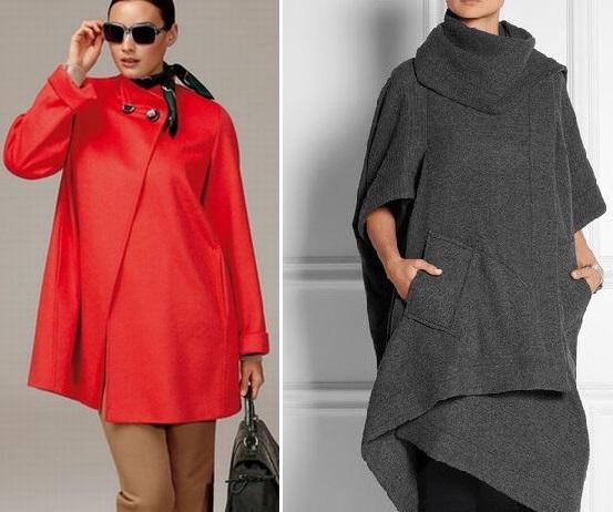 Полнота  не повод для грусти, ведь мода расширила стандарты красоты. Ежегодно в коллекциях появляется все больше стильных и ярких пальто для пышек.