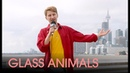 Dave Bayley of Glass Animals on How to be a Human Being and throwing Pineapples at Fans