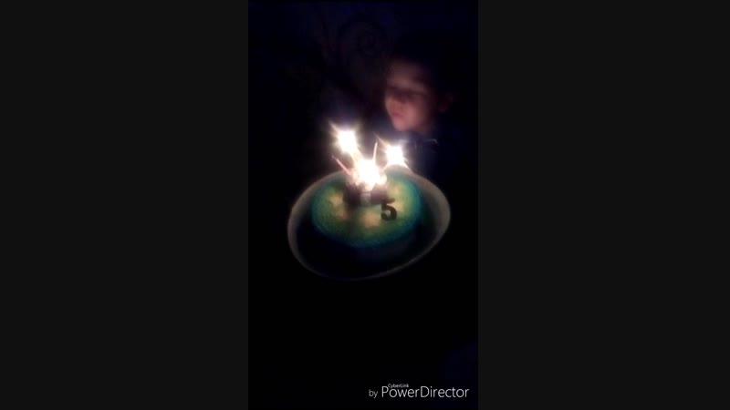 Серёга с днём рождения
