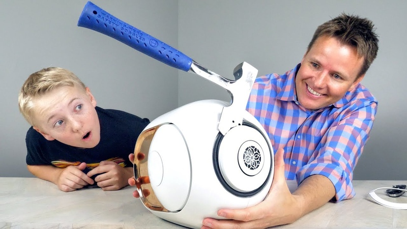 What's inside a $3,000 Bluetooth Speaker?