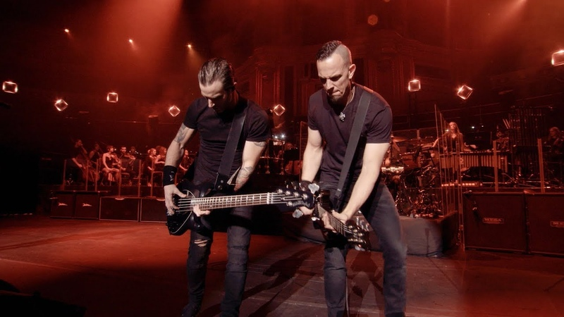 Alter Bridge Addicted To Pain Live At The Royal Albert Hall (OFFICIAL VIDEO)