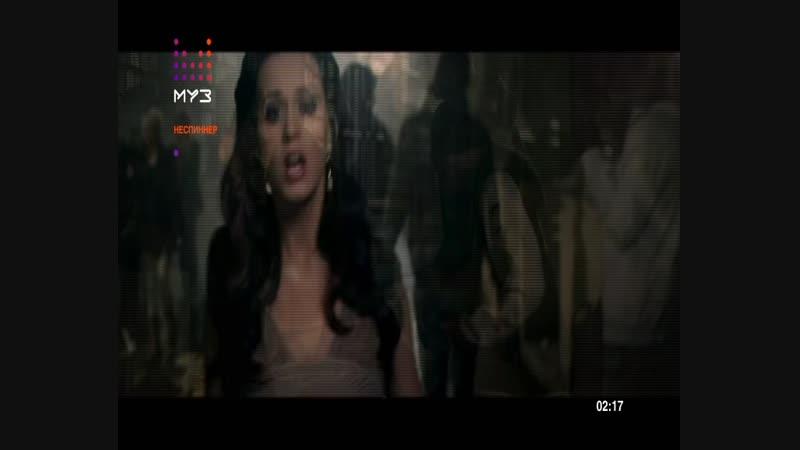 Katy Perry - Firework (Неспиннер, Муз-ТВ)