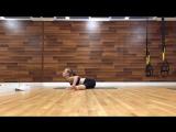 SLs Складка и поперечный шпагат, упражнения для растяжки от Ksenia Weis