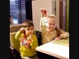 детский мастер класс к 23 февраля