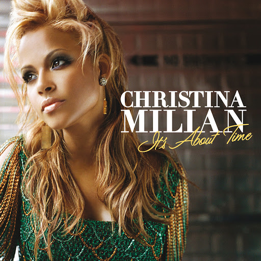 Christina Milian альбом It's About Time (International - Non-EU)