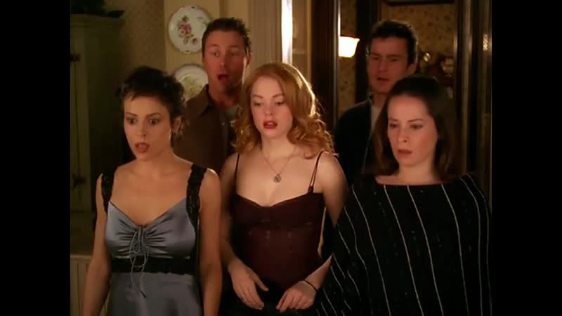 Charmed | 6x13 Used Carma Charmed Ones vs. Swarm Demon`s Jason finds out
