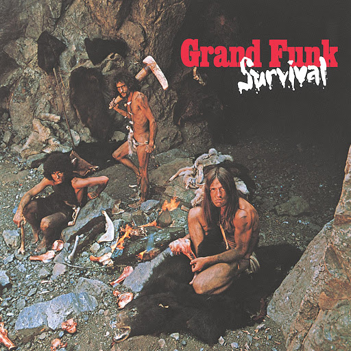 Grand Funk Railroad альбом Survival (Remastered 2002 / Expanded Edition)