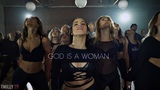 God is a woman - Dance Choreography by Jojo Gomez ft Kaycee Rice