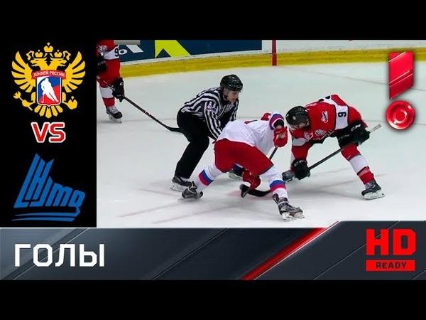 15.11.2018 Россия (U-20) - Канада QMJHL - 32 (ОТ). 6-й матч. Голы