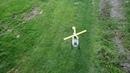 Giant Flying LEGO Helicopter