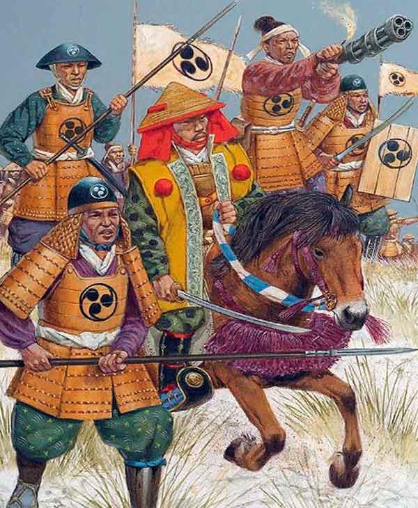 Армия самураев