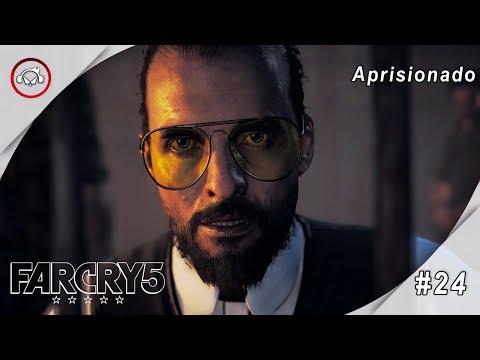 Far Cry 5, Aprisionado Gameplay 24 PT-BR