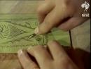 Изготовление штампов и печать по ткани. Лондон.