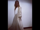 Behind the scenes of Alexis Mabilles fittings before the show