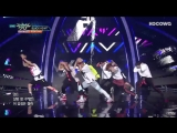 UNB - BLACK HEART _Music Bank Ep 937_ ( 720 X 1280 )