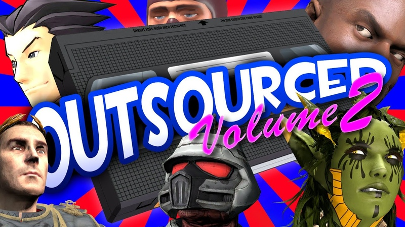 OutSourced Volume 2