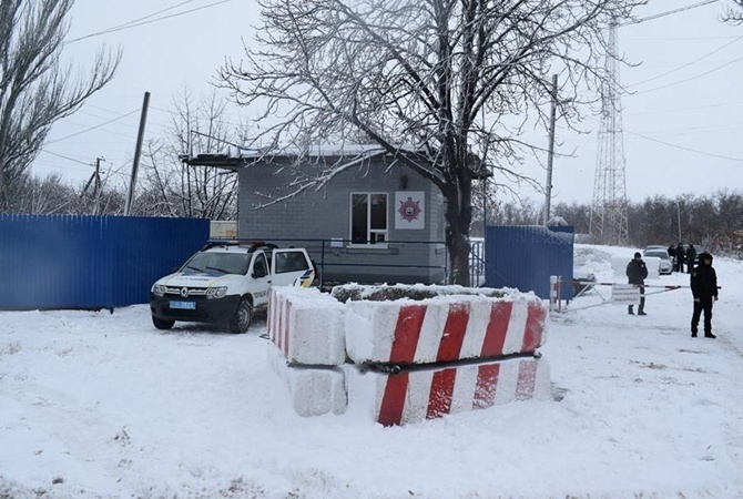 На КПВВ на Донбассе скончался пожилой мужчина