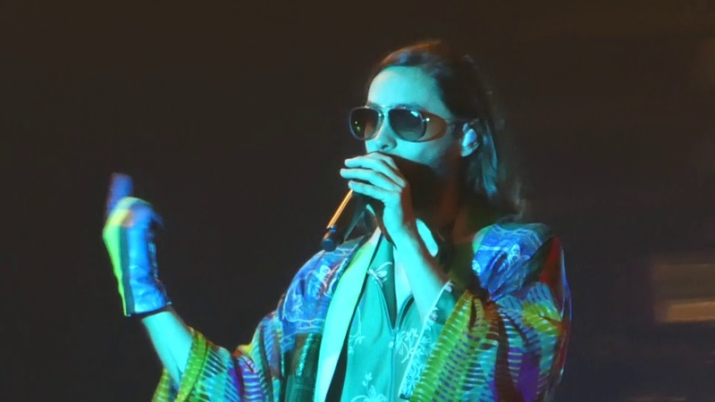 HD 30 Seconds to Mars From Yesterday live TZ81 @ Stadthalle Graz Austria 2018