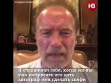 Арнольд Шварцнеггер про зустрч Трампа з Путним.