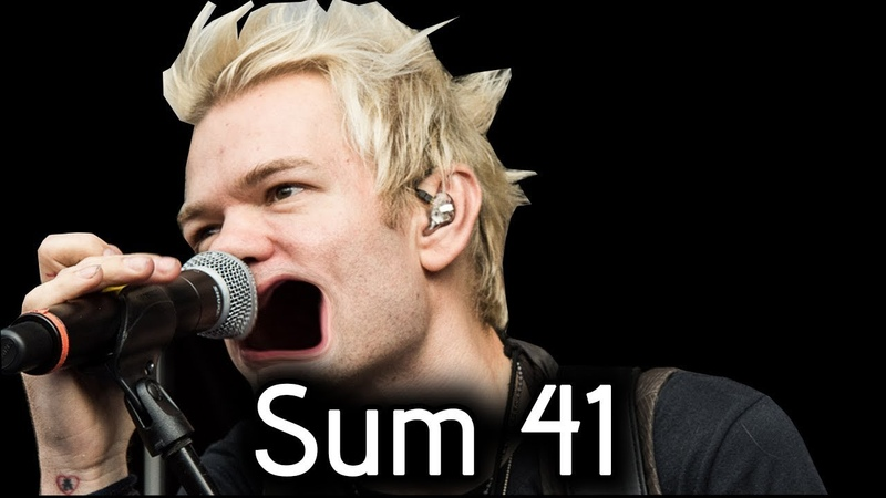 Fat Lip but its a phat mess | Sum 41
