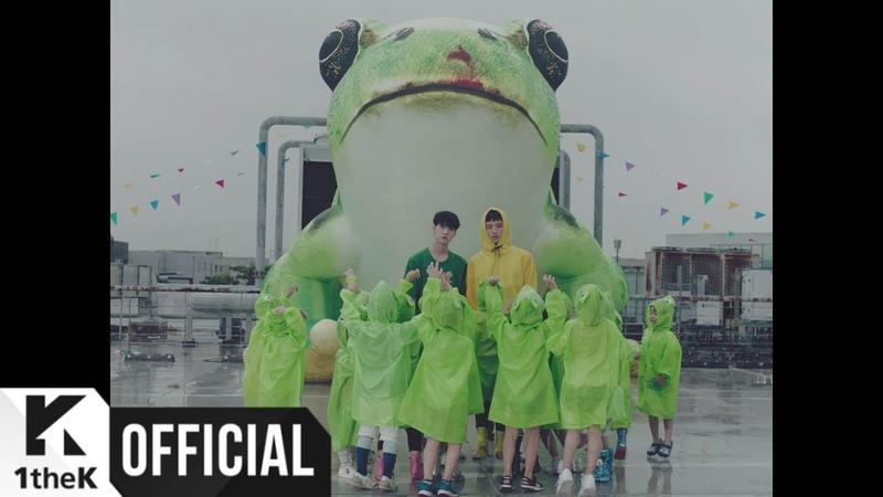 [MV] PENTAGON(펜타곤) _ Naughty boy(청개구리)