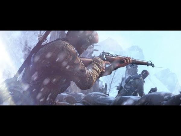Battlefield V тестирование производительности беты на PlayStation 4 Pro и Xbox One X