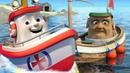 Мультик про Кораблик Элаяс. Самые веселые и добрые мультфильмы. Серия Старые запчасти