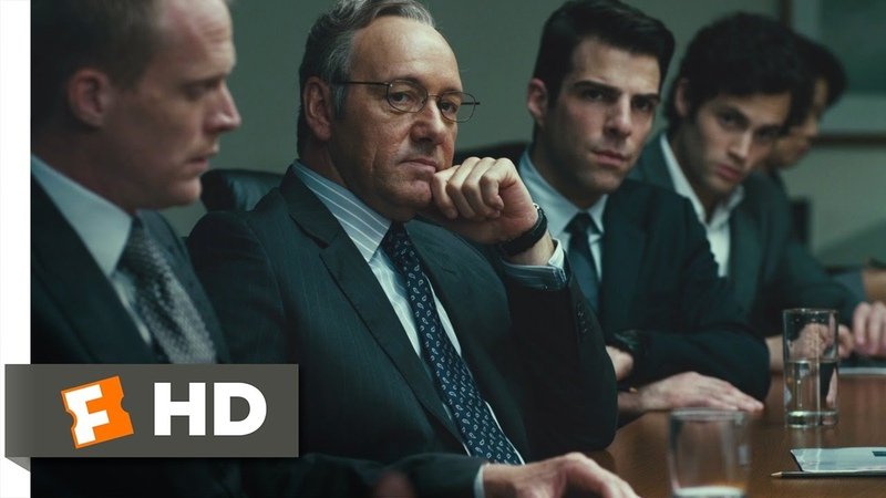 Margin Call (49) Movie CLIP - Be First, Be Smarter or Cheat (2011) HD