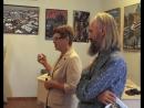 На открытии выставки В Н Филиппова 7 августа 2018 года.Музей-квартира А.Блока