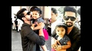 EXCLSUIVE:Ravi Dubey With His Daughter Aarna Latest Videos Ravi Dubey Aarna Ravi Dubey Daughter 