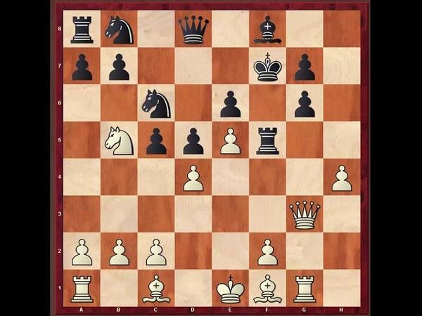 Шахматы. Ловушки в защите Каро Канн