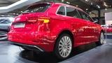 Audi A3 Sportback e-tron Sport 1.4 TFSI 204ch S-tronic  -  Exterior and Interior Lookaround