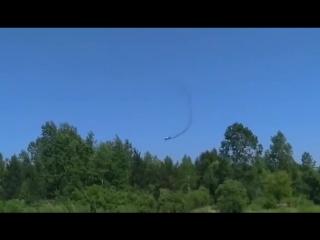 Падение самолёта в Нижнеудинске