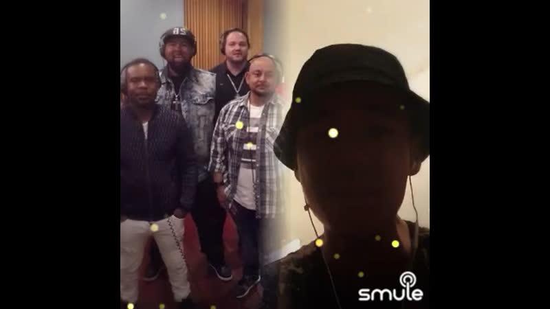 Я НА SMULE ! I SWEAR COVER !ЖИВОЙ ЗВУК В НАУШНИКАХ!🤦♂️😉😂🤜🤛(2017)