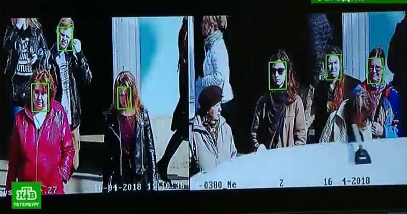 В Петербурге заработала система умных камер видеонаблюдения