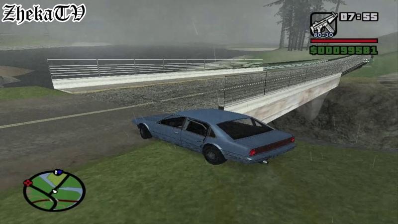Прохождение GTA: San Andreas - Миссия 44: Момент Для Съемки