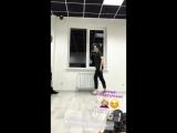 Репетиция Танцы со звёздами