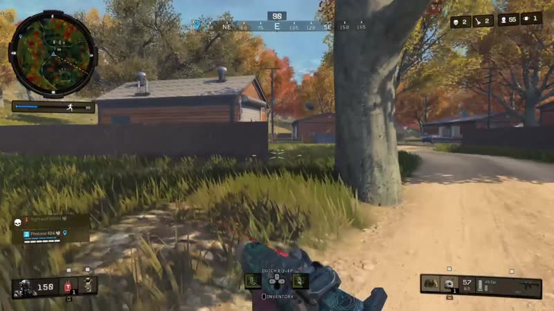 Mesh Mine squad wipe from the grave... minutes after they kill me. Black Ops 4