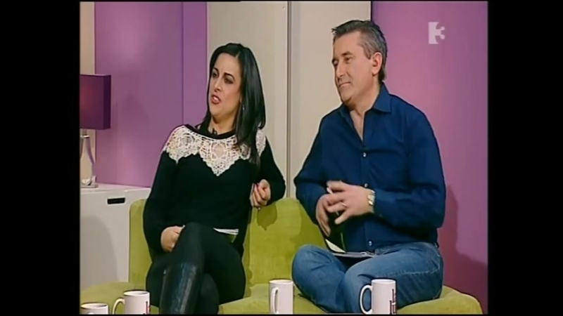 Lucy Kennedy tv3