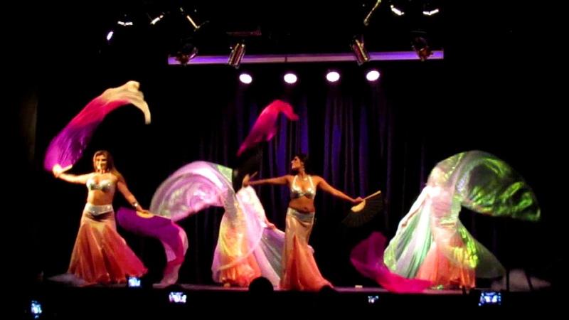 Quest Of Oracle Academia de Danzas Árabes Almaz Nur