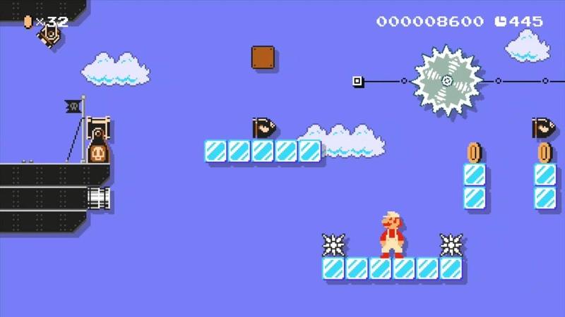 Beating Mario Maker's hardest levels Team Plasma's Frigate