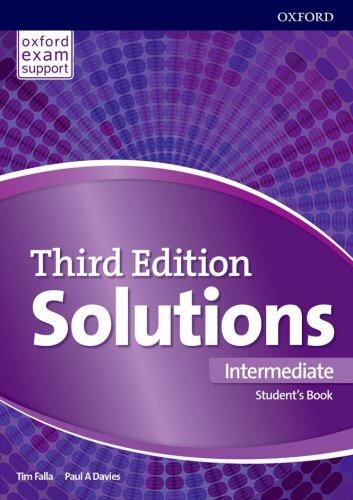 гдз по solutions elementary student s book