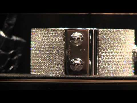 Visite en avant-première du magasin Louis Vuitton Place Vendôme