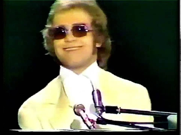 Elton John Your Song live at the Royal Festival Hall February 5th 1972