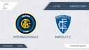 Internazionale 2:3 Empoli F.C., 13 тур (Италия)